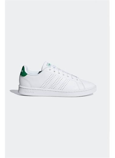 adidas Advantage Erkek Sneaker Ayakkabı Beyaz